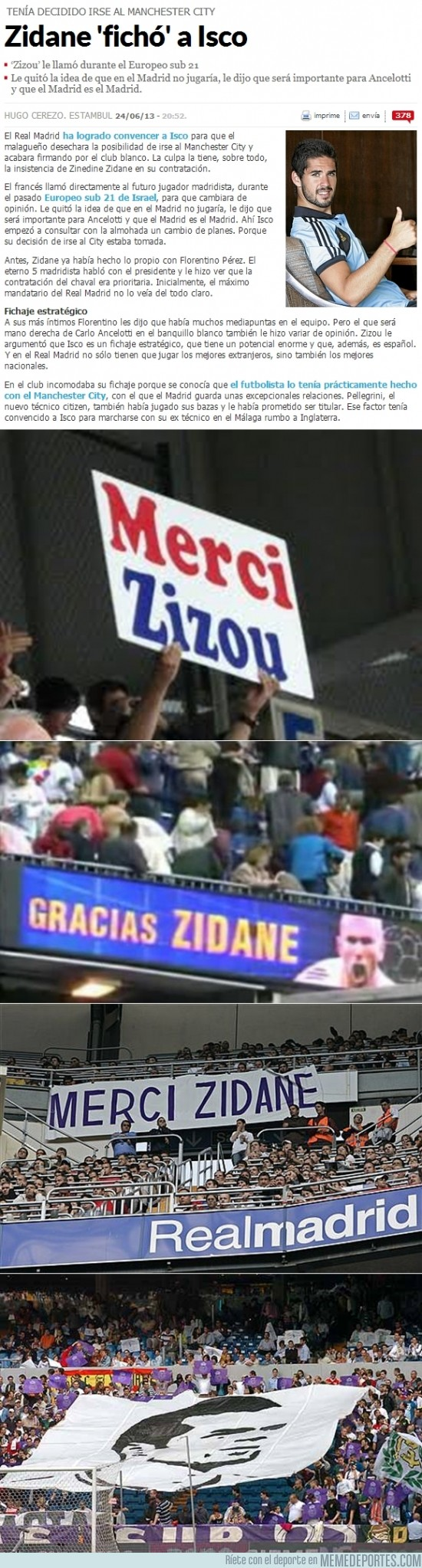 155455 - ¡GRACIAS A ZIZOU!