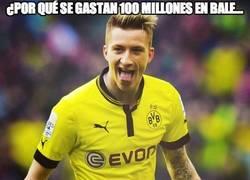 Enlace a ¿Por qué se gastan 100 millones en Bale...