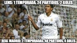 Enlace a Madrid = Lens x 2
