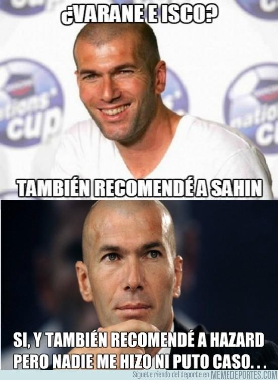 156117 - Zidane falla a veces, pero también la clava