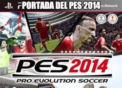 Enlace a La portada del PES 2014