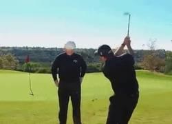 Enlace a GIF: Confiar en alguien, Nivel: Golf parte 2