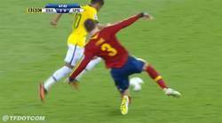Enlace a GIF: Piqué, Neymar; Neymar, Piqué
