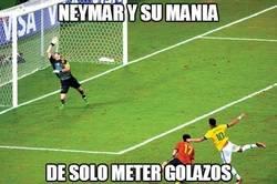 Enlace a Neymar, ¡te esperamos en la Liga!
