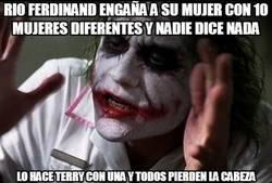 Enlace a Distinto rasero para Terry y Ferdinand