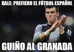 Enlace a Bale: Prefiero el fútbol español