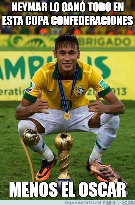 159902 - Neymar lo ganó todo en esta Copa Confederaciones