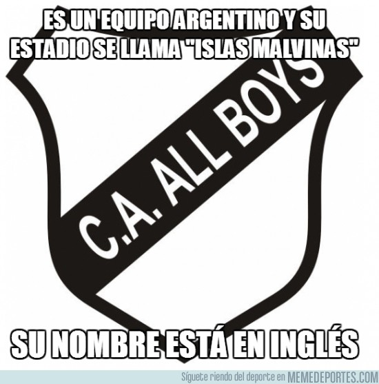 159948 - All Boys, un club bipolar