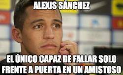Enlace a Alexis, eres único