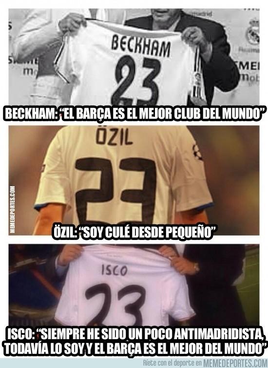 160193 - El número 23 en el Real Madrid y sus frases