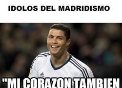 Enlace a Los ídolos del Madrid