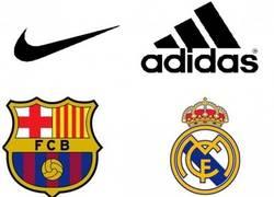 Enlace a Nike y Adidas marcando rivalidad