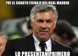 Enlace a Fichajes y presentaciones en el Real Madrid, algo no me cuadra