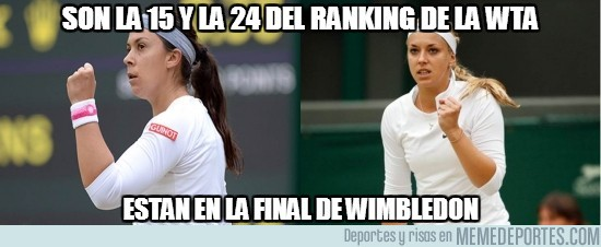 160697 - Son la 15 y la 24 del ranking de la WTA