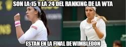 Enlace a Son la 15 y la 24 del ranking de la WTA