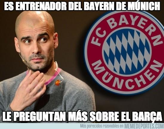 160789 - Es entrenador del Bayern de Múnich