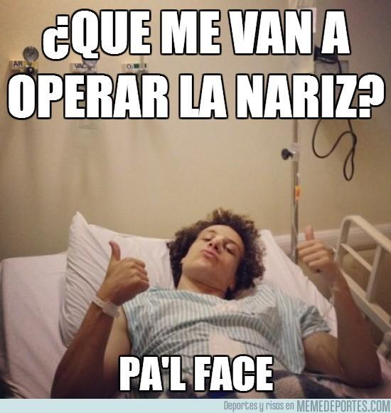 160918 - ¿Que me van a operar la nariz?