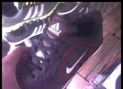 Enlace a Zapatos nike-adidas de Götze