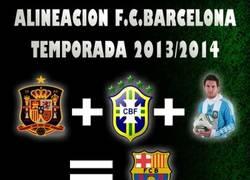 Enlace a La alineación que quiere el Barça para la próxima temporada