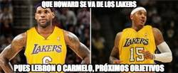 Enlace a Que Howard se va de los Lakers