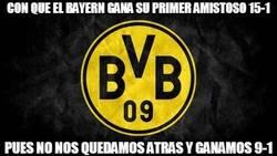 Enlace a Con que el Bayern gana su primer amistoso 15-1