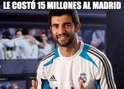 Enlace a Le costó 15 millones al Madrid