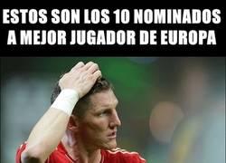 Enlace a Nominados a Mejor Jugador de Europa, ¿quién ganará?
