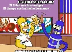 Enlace a El Sevilla salva al Xerez