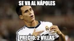 Enlace a Callejón se va al Napoli