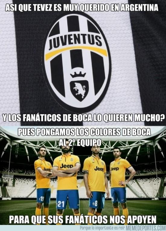 163140 - La Juventus quiere ganar adeptos