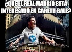 Enlace a ¿Que el Real Madrid está interesado en Gareth Bale?