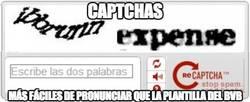 Enlace a Captchas