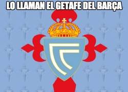Enlace a Lo llaman el Getafe del Barça