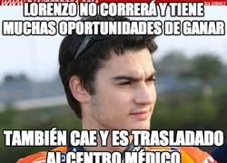 Enlace a Bad Luck Pedrosa, vamos Márquez, es la tuya