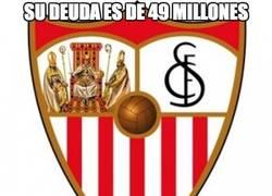 Enlace a Su deuda es de 49 millones