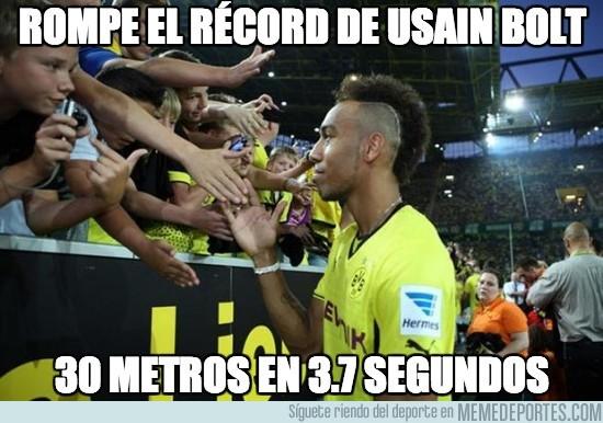 164156 - Rompe el récord de Usain Bolt