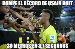 Enlace a Rompe el récord de Usain Bolt