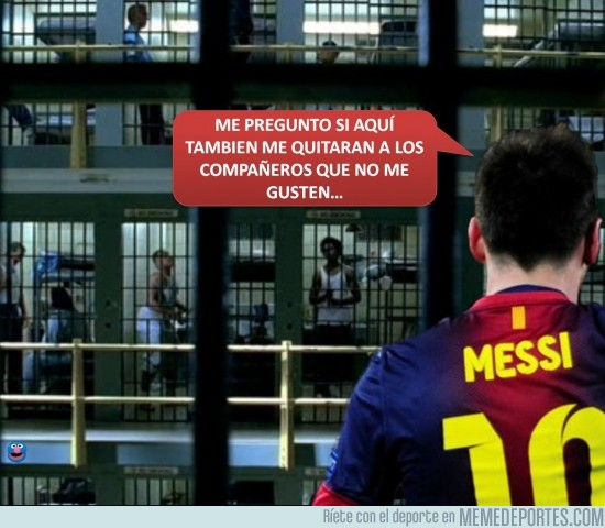 164245 - Pensamientos de Messi