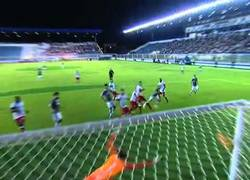 Enlace a VÍDEO: Gol olímpico de Forlán