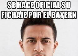 Enlace a Se hace oficial su fichaje por el Bayern