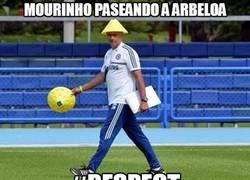Enlace a Mourinho ya echa de menos a Arbeloa por @Llourinho