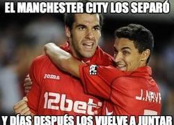 Enlace a El Manchester City los separó