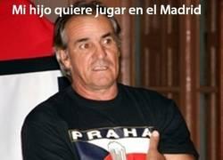 Enlace a ¿Cavani al Madrid?