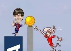 Enlace a Balón de Oro 2013