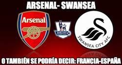 Enlace a Arsenal - Swansea