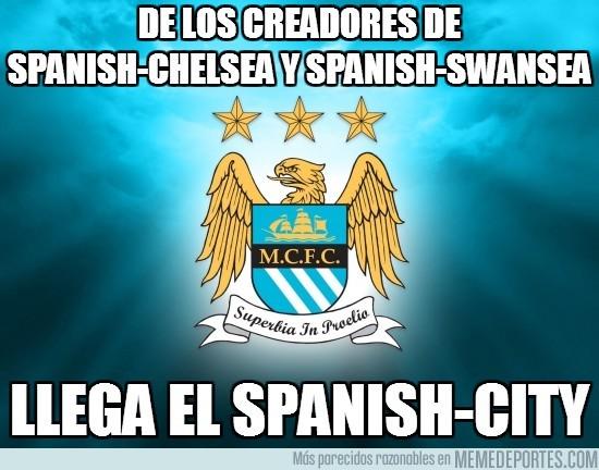 165492 - De los creadores del Spanish-Chelsea y Spanish-Swansea
