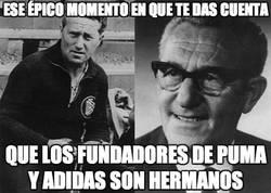 Enlace a Los fundadores de Puma y Adidas eran hermanos