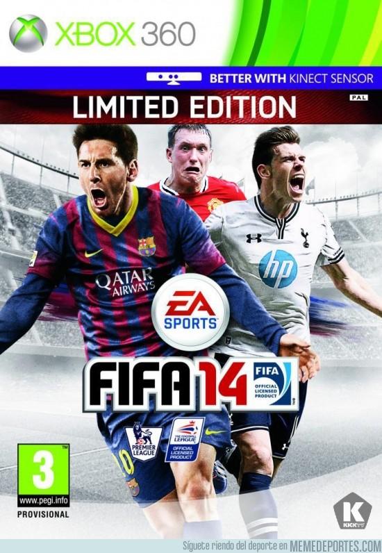 165736 - Edición limitada FIFA14