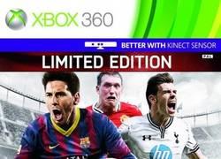 Enlace a Edición limitada FIFA14