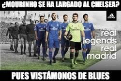 Enlace a ¿Mourinho se ha largado al Chelsea?